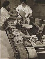 تاریخچه بسته بندی مواد غذایی1