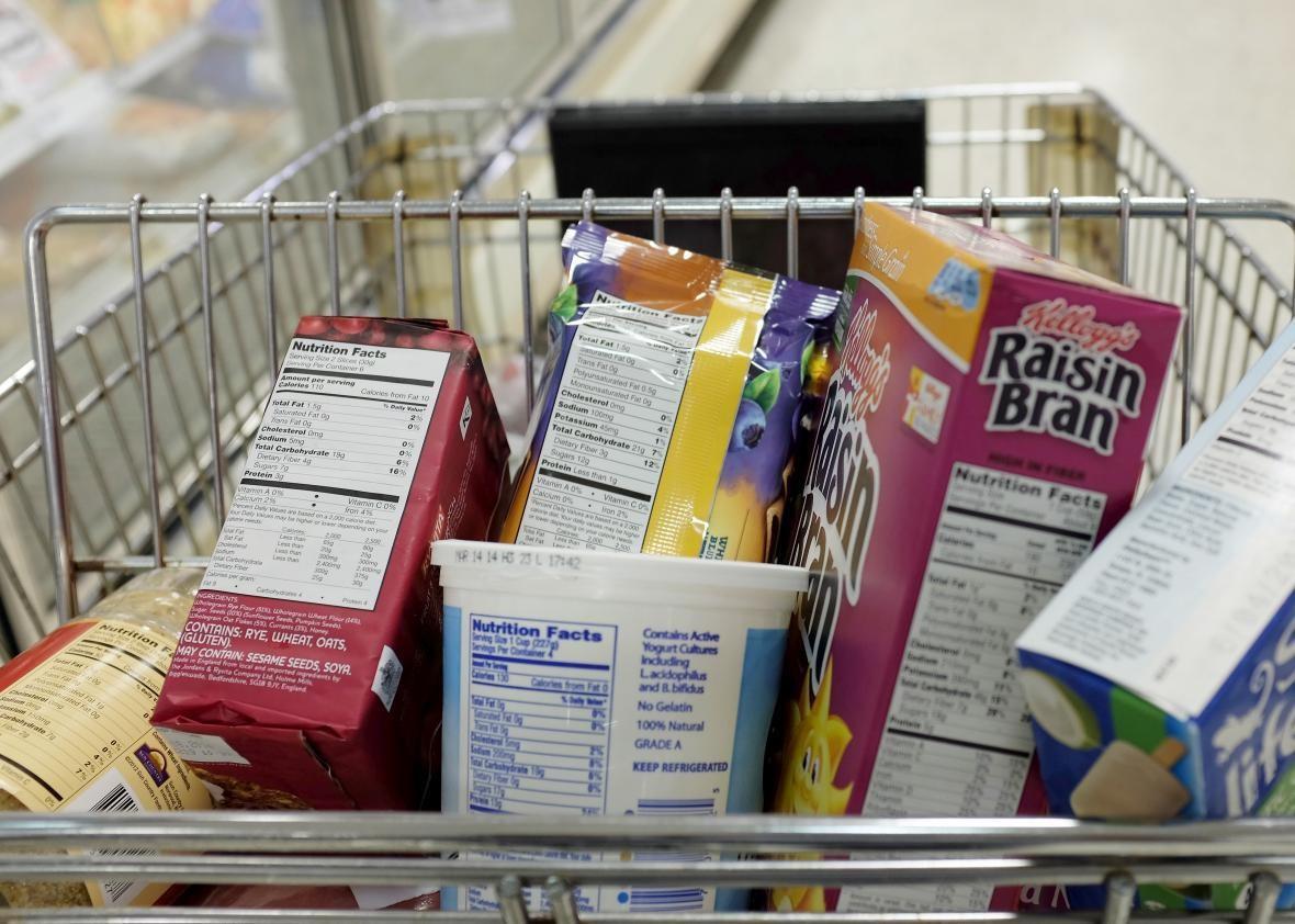 هزینه های بسته بندی مواد غذایی1